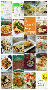 19 Cinco de Mayo Party Ideas {MMM #326 Block Party}