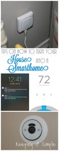 Tips on How to Turn Your House into a Smarthome