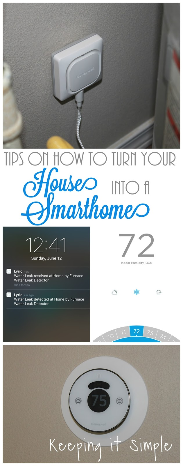 Tips On How To Turn Your House Into A Smarthome Keeping