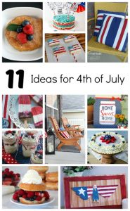 4th Of July Ideas {MMM #336 Block Party}