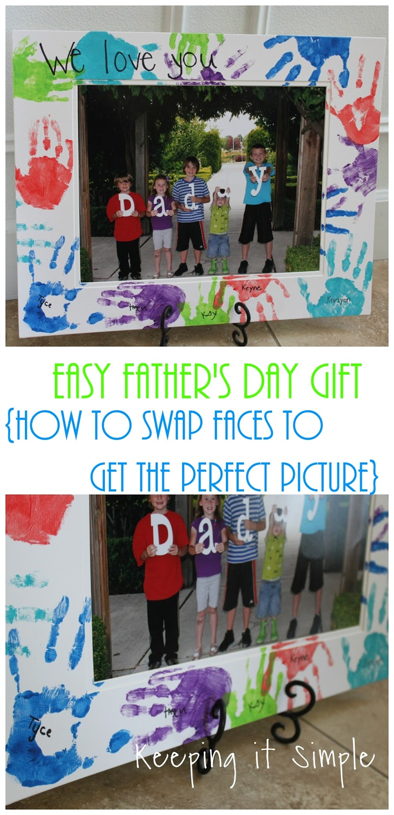 f1a2be67f40 How to Swap Faces in Paint.net  Easy Father s Day Gift  • Keeping it ...