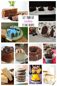 12 Cake Recipes {MMM #342 Block Party}