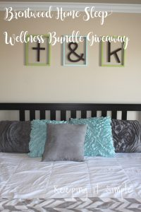 Brentwood Home Sleep Wellness Bundle GIVEAWAY