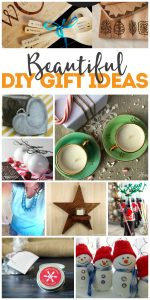 Beautiful DIY Gift Ideas {MMM #357 Block Party}