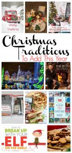 Chrimstmas Traditions to Add This Year {MMM #359 Block Party}