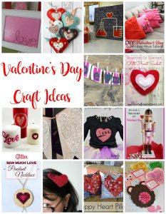 15+ Valentine's Day Craft Ideas {MMM #364 Block Party}