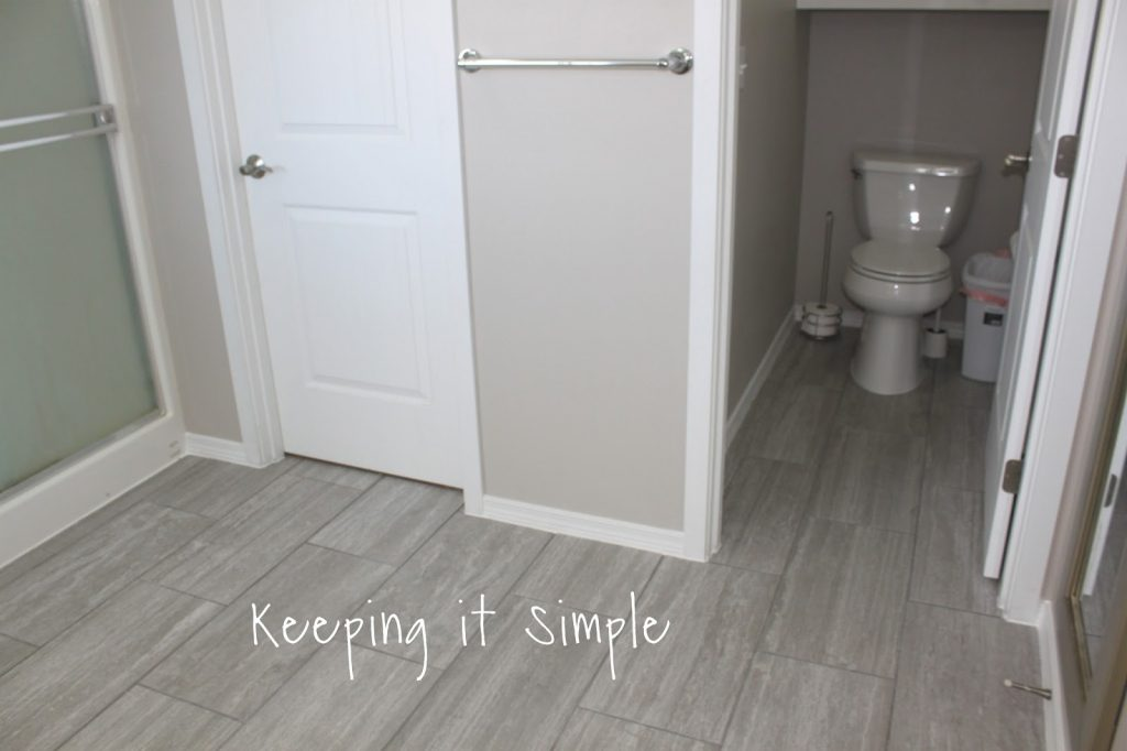 Tips On How To Install Tile Flooring In A Bathroom With
