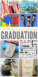 Graduation Ideas {MMM #377 Block Party}