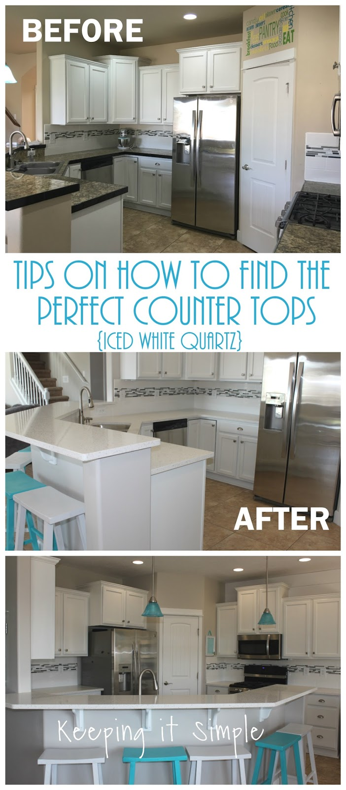 Tips On How To Replace Countertops In Your Kitchen