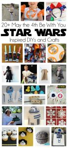 20+ Star Wars Ideas {MMM #379 Block Party}