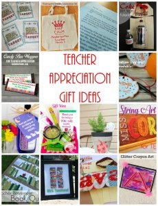 15+ Teacher Appreciation Gifts {MMM #380 Block Party}