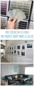 Tips on How to Find the Perfect Gray Paint Color from Sherwin-Williams
