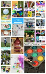 Summer Activities {MMM #385 Block Party}