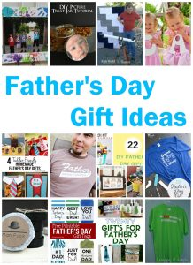 Father's Day Gift Ideas {MMM #384 Block Party}