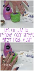 Tips on How to Remove Color STREET Nails Easily