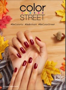 Color STREET New Fall Catalog