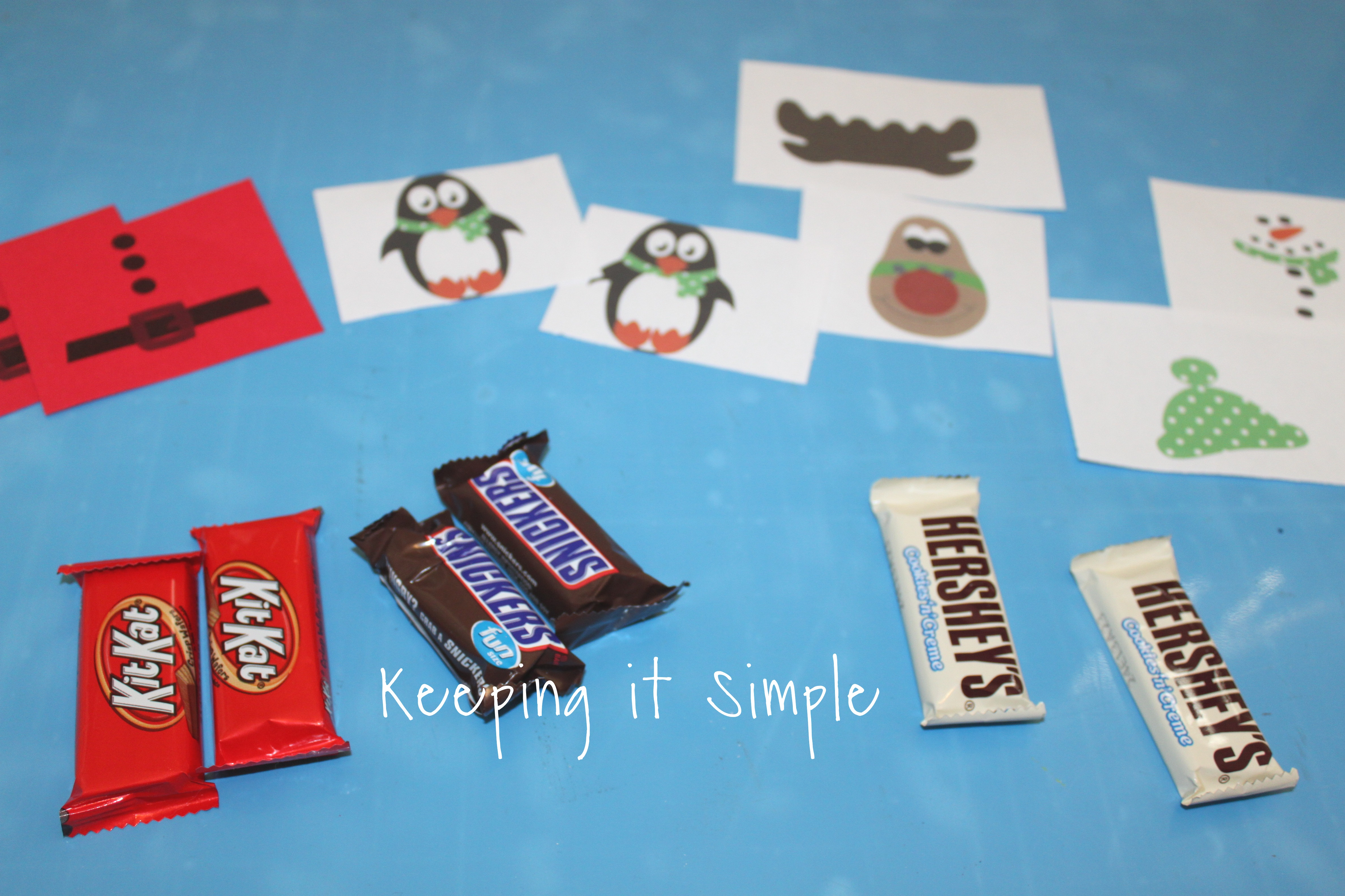 Christmas-Candy-Bar-Wrappers-with-Printable (2)2 • Keeping ...
