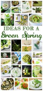 Ideas for a Green Spring {MMM #423 Block Party}