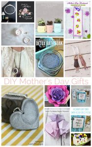 Mother's Day Ideas {MMM #428 Block Party}
