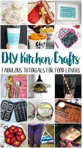 DIY Kitchen Crafts {MMM #429 Block Party}