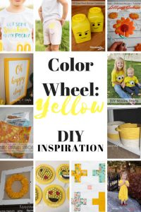 Bright and Sunny Yellow Ideas {MMM #432 Block Party}