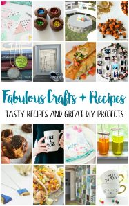 Fabulous Crafts and DIY Projects {MMM #433 Block Party}