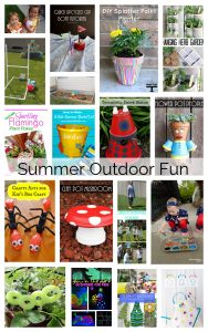 Summer Outdoor Fun {MMM #431 Block Party}
