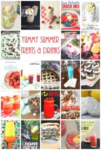 Yummy Summer Treats and Drinks {MMM #438 Block Party}