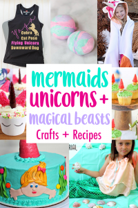 Unicorns, Mermaids and Magical Beast Ideas {MMM #440 Block Party}