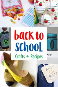 Back to School Ideas {MMM #444 Block Party}