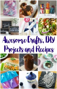 Awesome Crafts {MMM #445 Block Party}