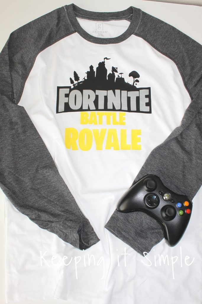 Svg Fortnite Silhouette File Download Ready To Cut Vinyl Htv