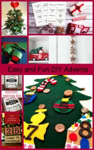 Easy and Fun Ways to Countdown to Christmas {MMM #459 Block Party}