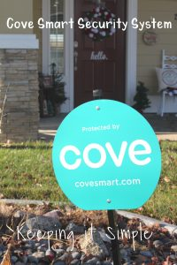Cove Smart Security System