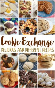 Cookie Exchange Recipes {MMM #460 Block Party}