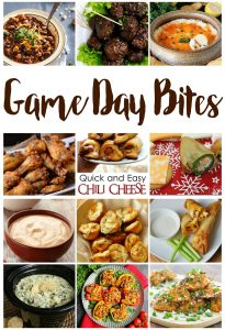 Game Day Bites {MMM #464 Block Party}