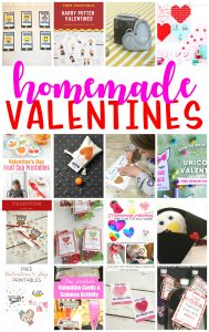 Homemade Valentine Ideas {MMM #465 Block Party}
