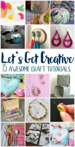 Let's Get Creative {MMM #468 Block Party}