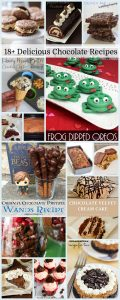 Chocolate Chocolate Chocolate {MMM #466 Block Party}