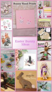 Easter Bunny Craft and Recipe Ideas {MMM #474 Block Party}
