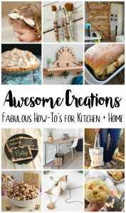 Awesome Creations {MMM #476 Block Party}