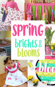 Spring Crafts {MMM #475 Block Party}