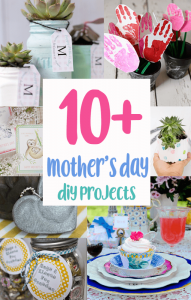 Mother's Day Gift Ideas {MMM #479 Block Party}