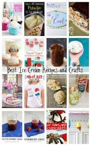 The Best Ice Cream Recipes and Treats {MMM #482 Block Party}