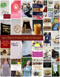 Happy Potter Ideas {MMM #491 Block Party}