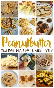 Peanut Butter Recipes {MMM #492 Block Party}